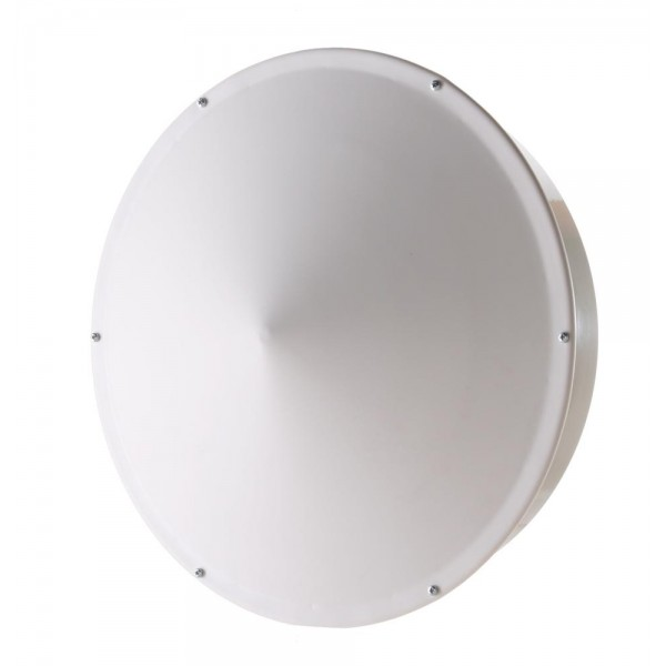 Dish ALU 600mm + ABS UV Cover