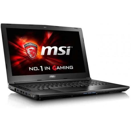 MSI GL62-6QD GTX950M 2GB 8GB RAM i5-6300HQ 256GB SSD M.2 1100MB/